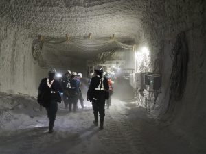 Polkowice-Sieroszowice mine
